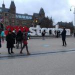 Amsterdam dał się polubić - Kumpelska podróż autkiem
