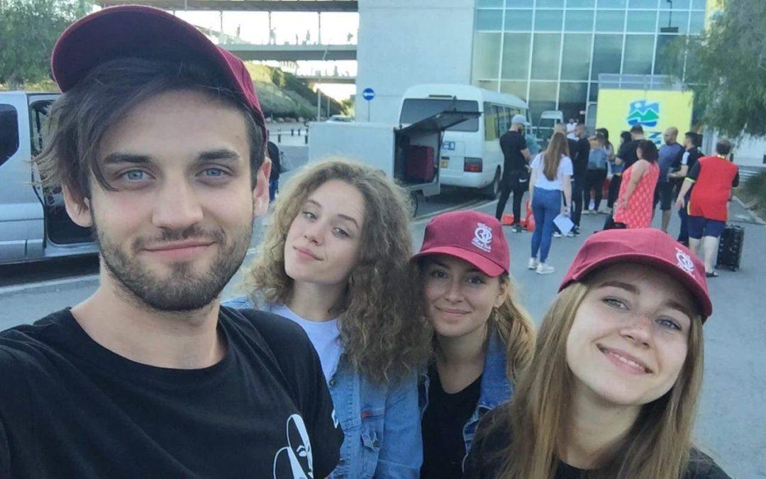Jak wyjechać na Erasmusa? – Najlepsza Polska ekipa na Cyprze podczas Erasmus+