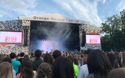 Orange Warsaw Festiwal 2019 – Co mi się najbardziej podobało?